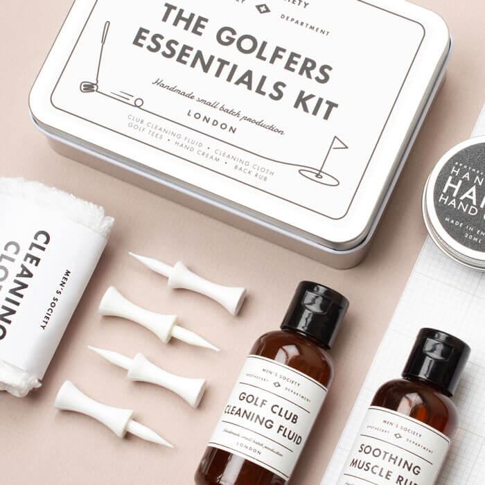 Golfer's Essentials Kit