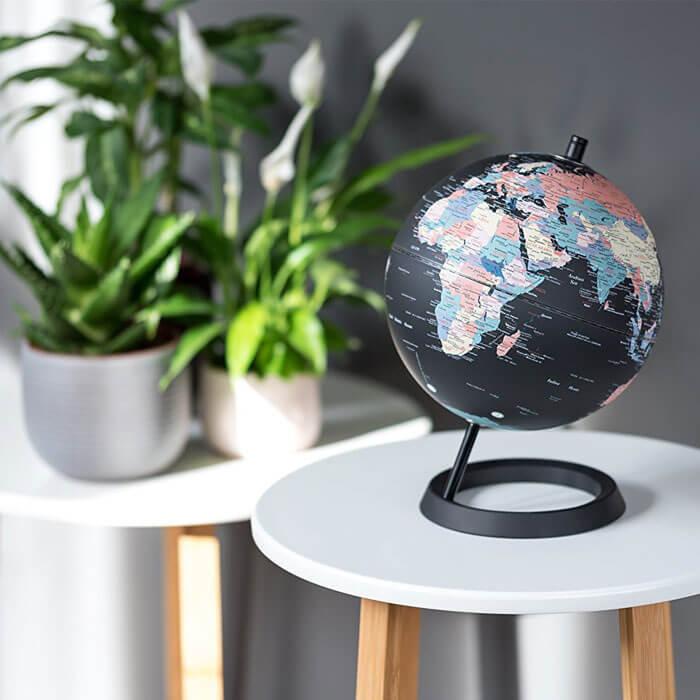 Globus Schwarzer Ozean