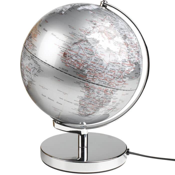 Globus Lampe