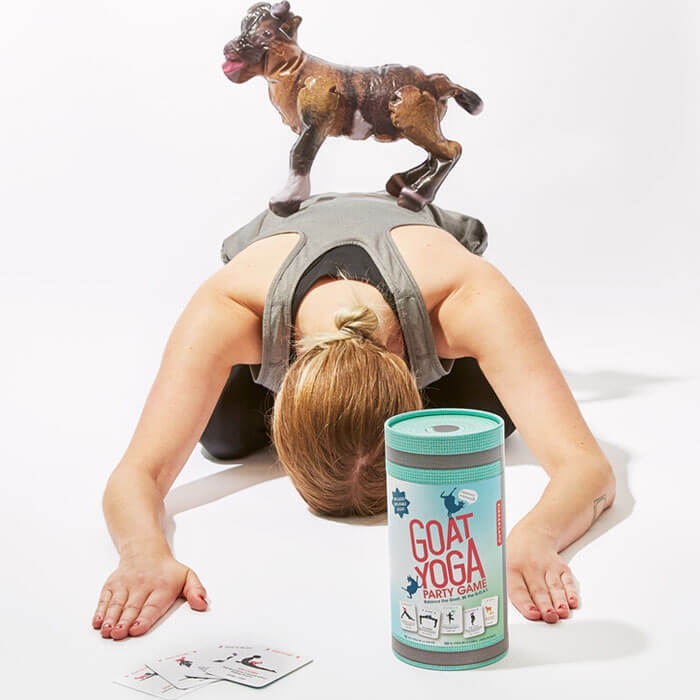 Gioco Party Goat Yoga