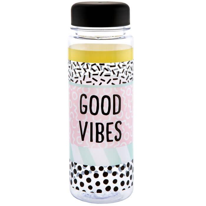 Good Vibes Trinkflasche