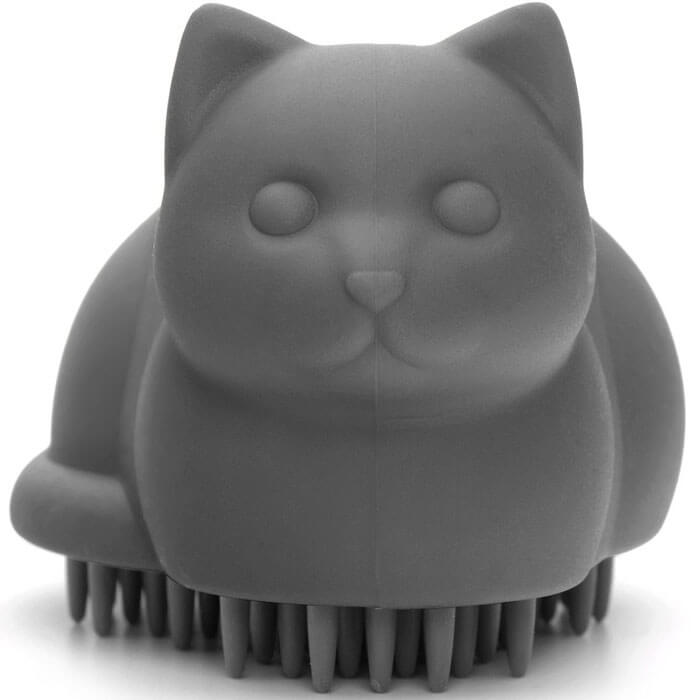 Cat Shaped Pet Grooming Brush