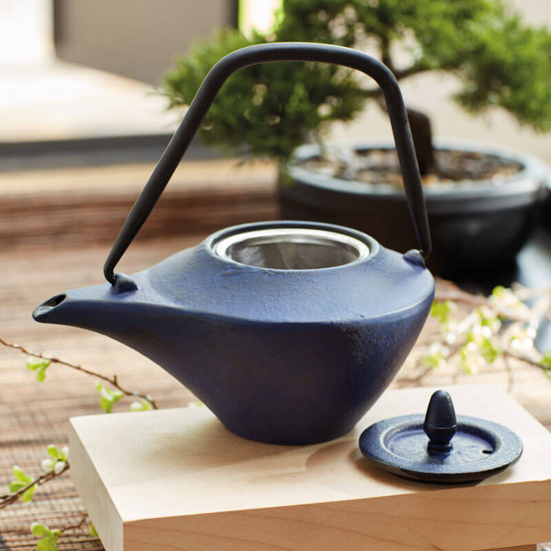 Cast Infuser Teapot