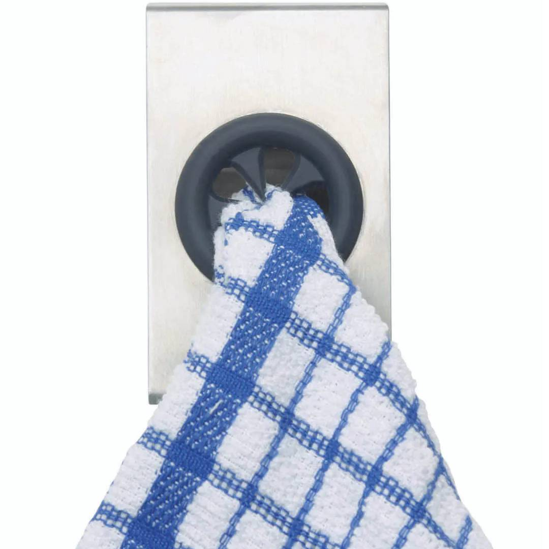Porta Asciugamani in Acciaio Inox