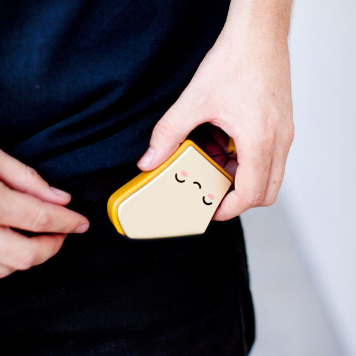 Toast Electric Handwarmer