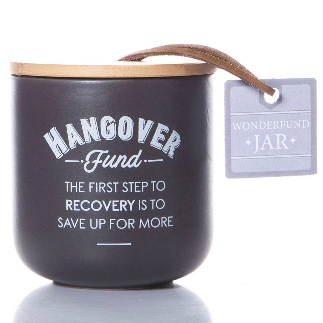 Hangover Fund Saver Jar