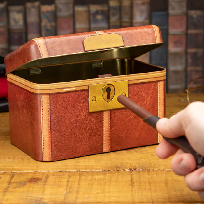 Hogwarts Trunk Money Box