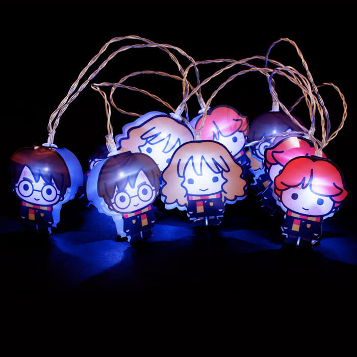 Harry Potter Kawaii String Lights