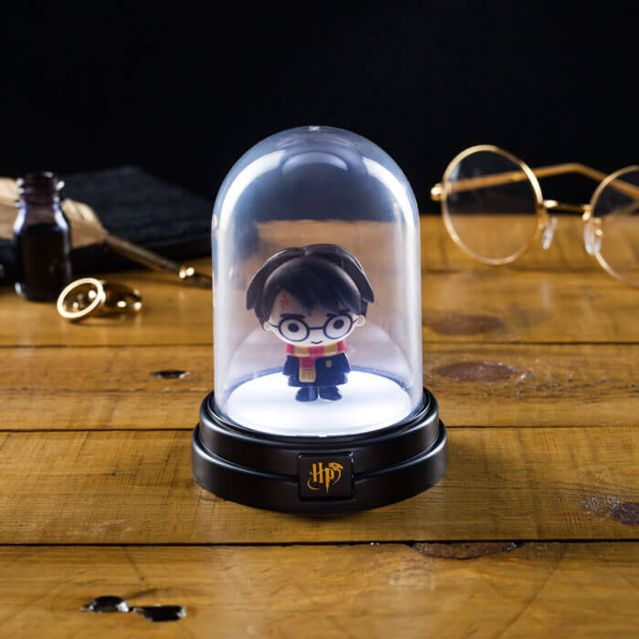Mini Lampe Harry Potter