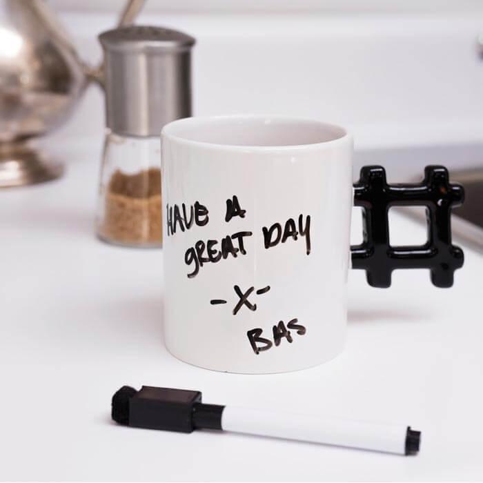 Hash Tag Mug