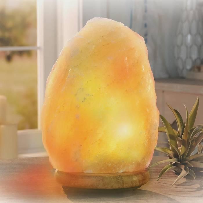 Colour Changing Himalayan Salt Lamp