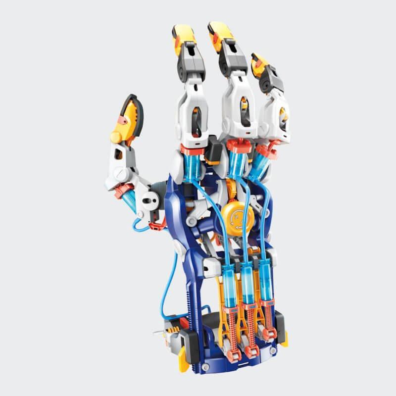 Mano Robotica Idraulica