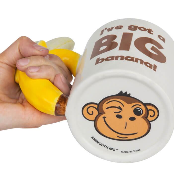 The Big Banana Coffee Mug
