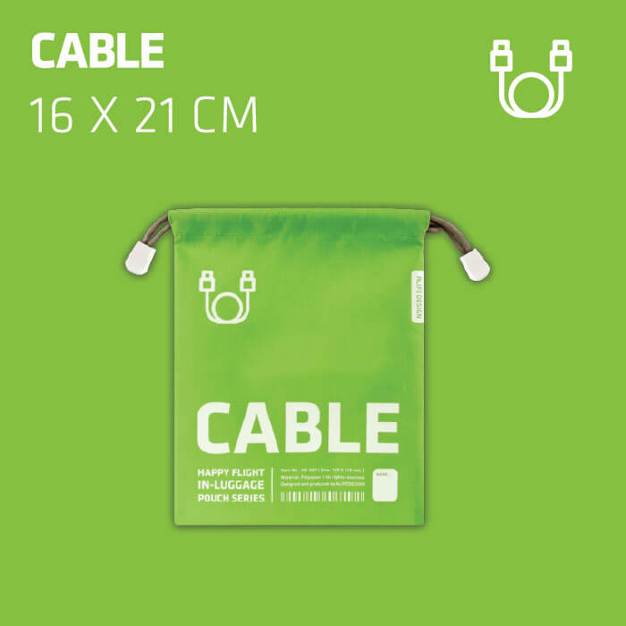 IN-Luggage String B Pouches