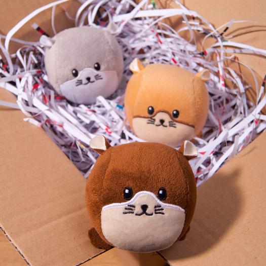 Juggling Hamsters