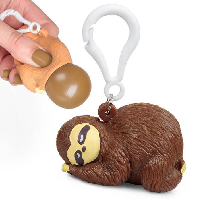 Pooing Sloth Bag Buddy