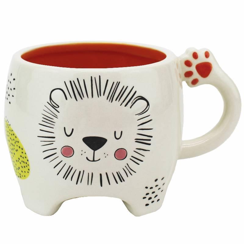 Coffee Mug Lion