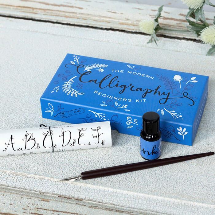 Set de Calligraphie pour les Débutants