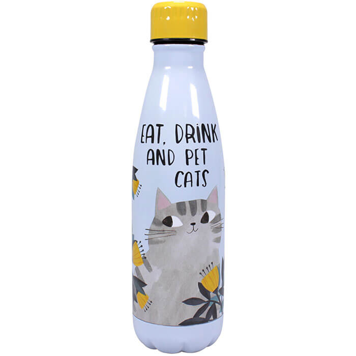 Planet Cat Water Bottle