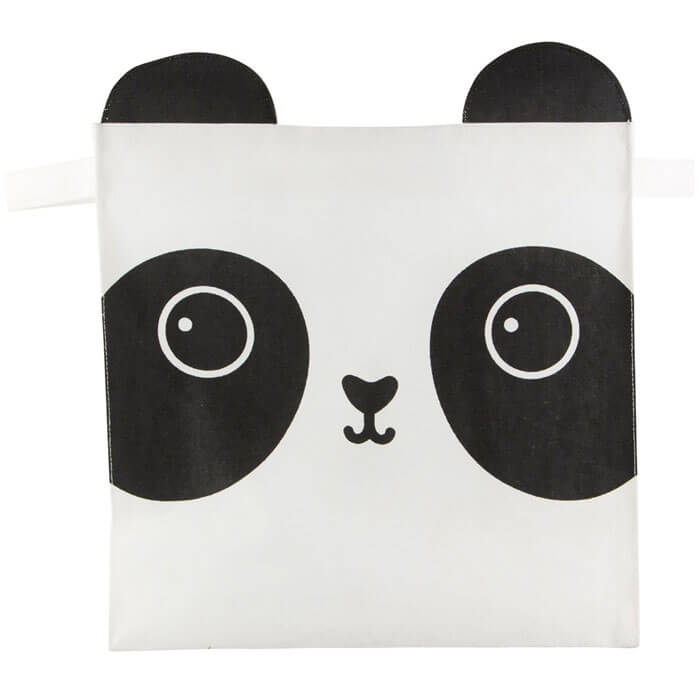 Aiko Panda Kawaii Friends Storage Basket