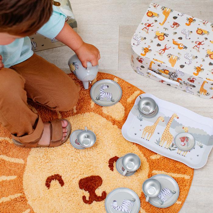 Safari Kid's Tea Set