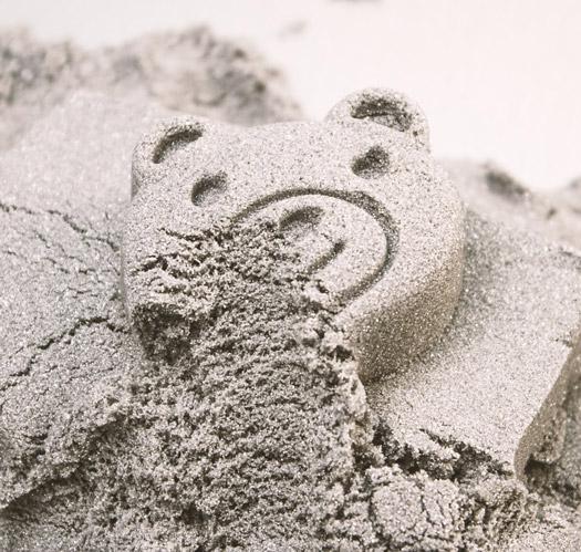 kinetischer sand. Black Bedroom Furniture Sets. Home Design Ideas