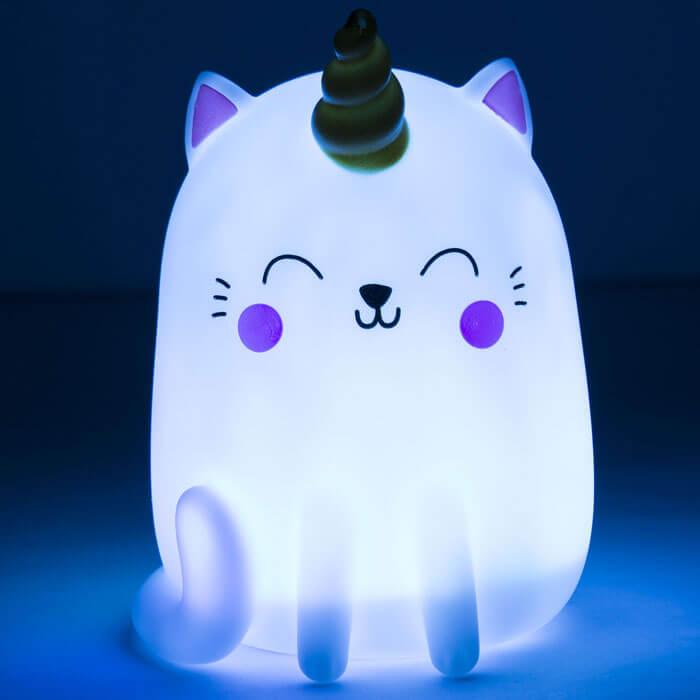 Kittycorn Nachtlicht