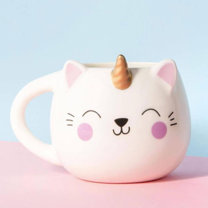 Kittycorn Tasse