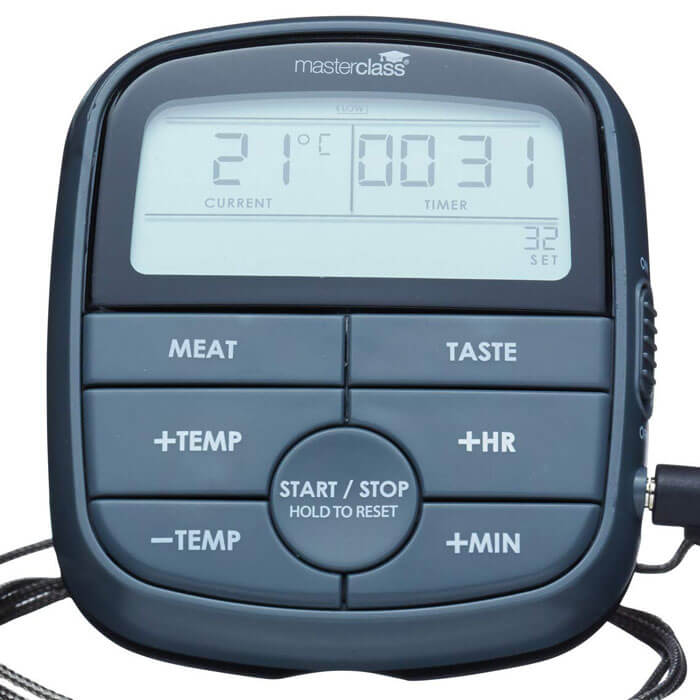Cooks Timer & Thermometer