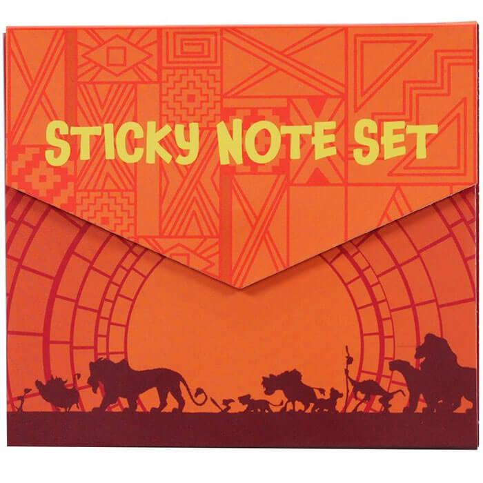 The Lion King Sticky Note Set