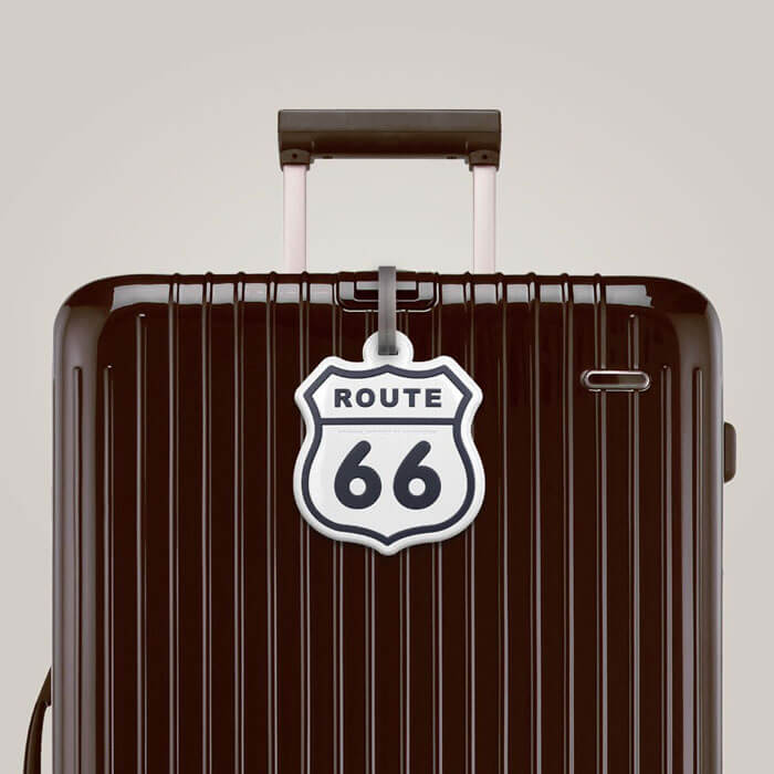 Luggage Tags Route 66
