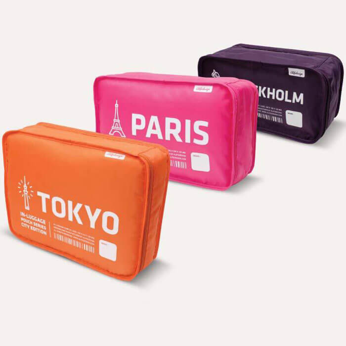In-Luggage Cube City B