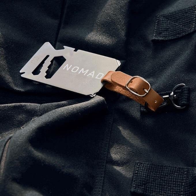 Luggage Tag Multi-Tool – Nomad