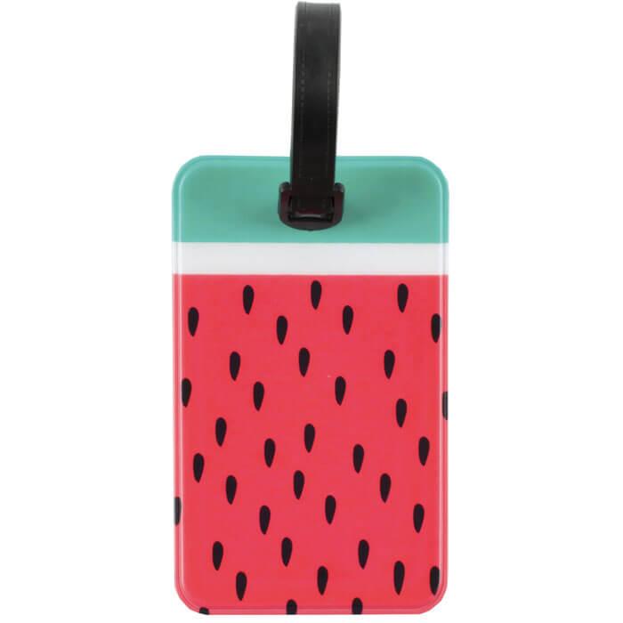 Luggage Tag Watermelon