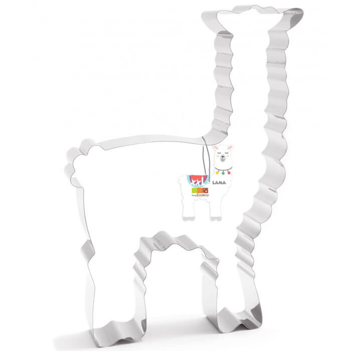 XXL Llama Cookie Cutter