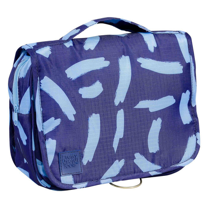 Travel Wash Bag Midnight Blue