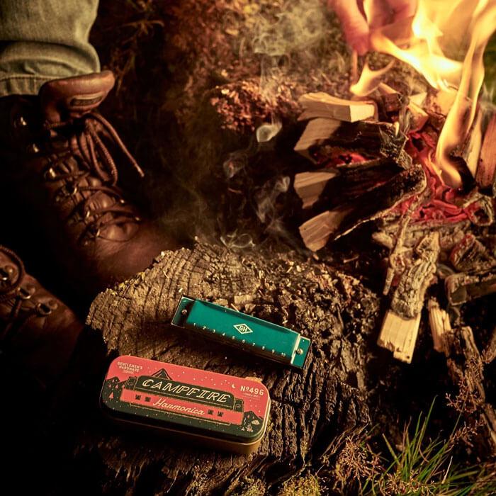 Campfire Harmonica