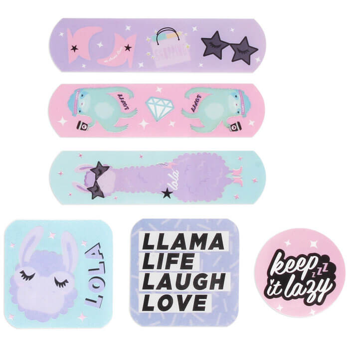 Llama Plasters