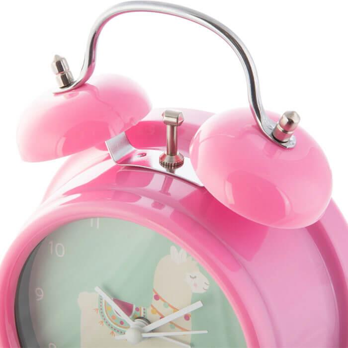 Lima Llama Alarm Clock
