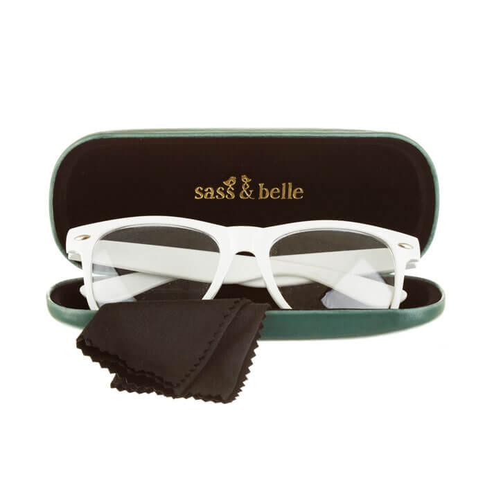 Leopard Safari Glasses Case