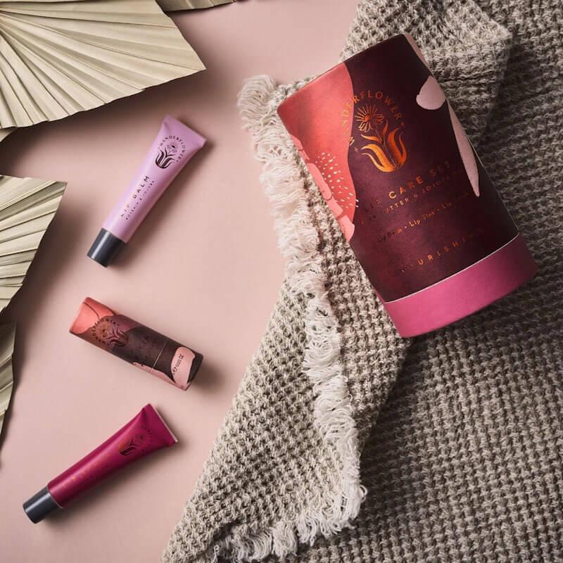Wanderflower Lip Care Kit
