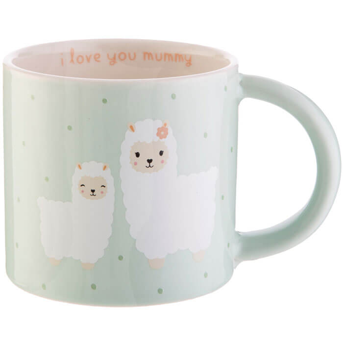 Little Llama Love Mummy Mug