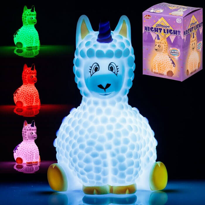 Llamacorn Night Light