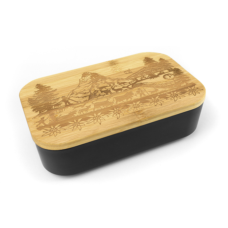SWISS TRADITION Lunch Box