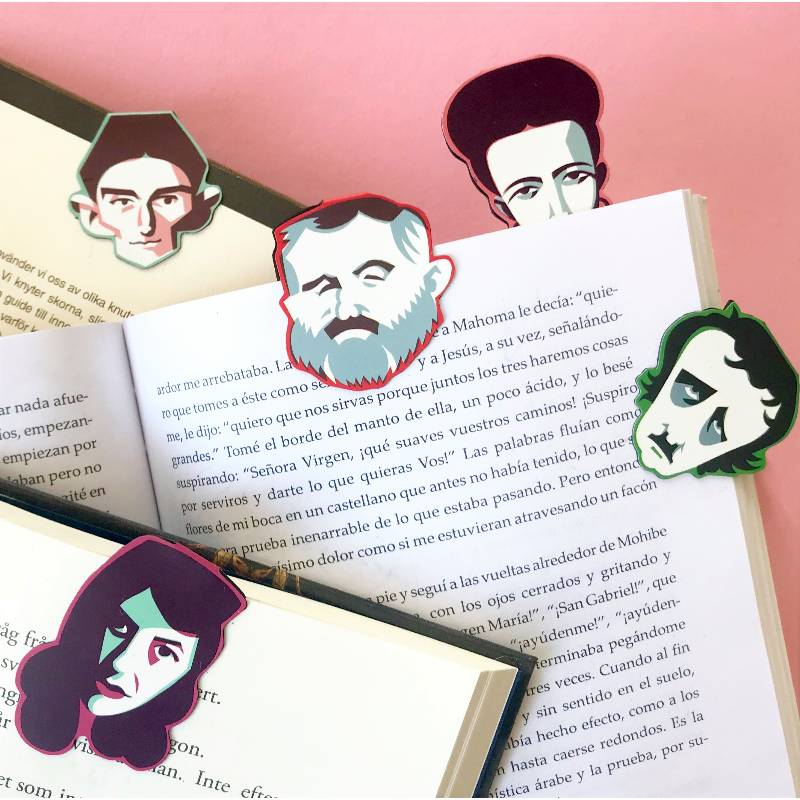 Bookmarks Who
