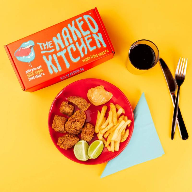 Make Your Own Vegan Fried Seitan Chicken