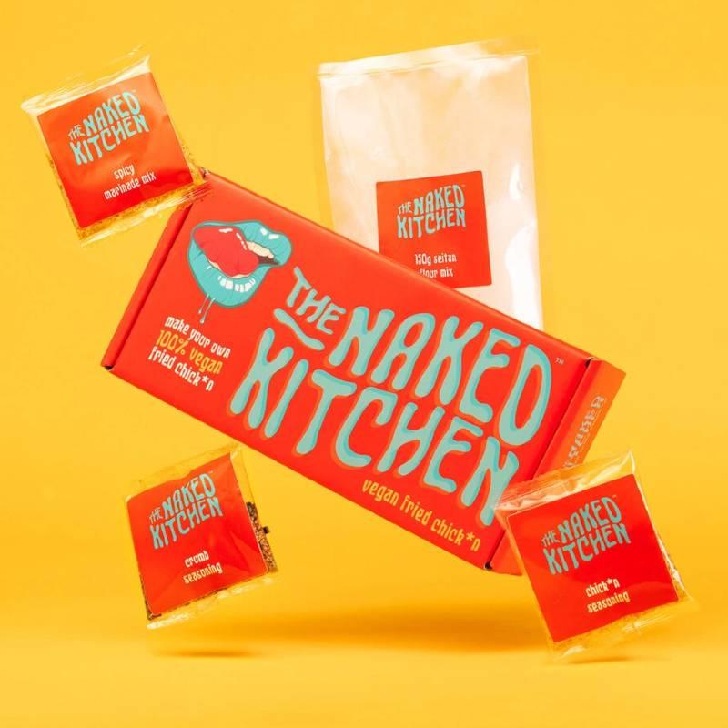 Make Your Own Vegan Fried Seitan Chicken