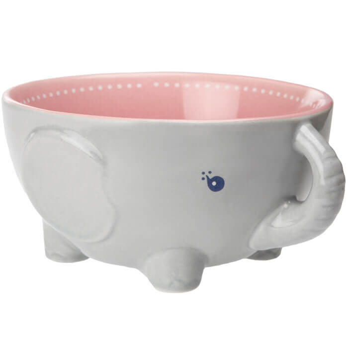 Mandala Elephant Bowl