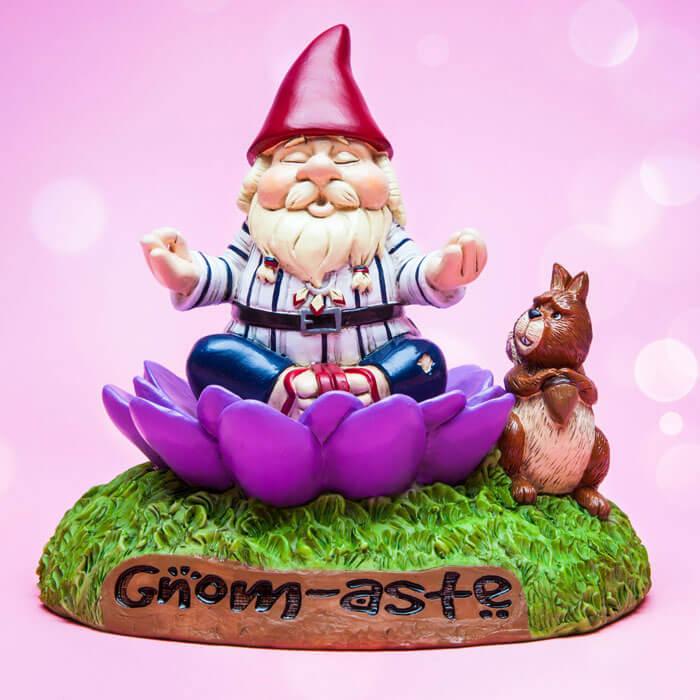 The Gnome-aste Garden Gnome