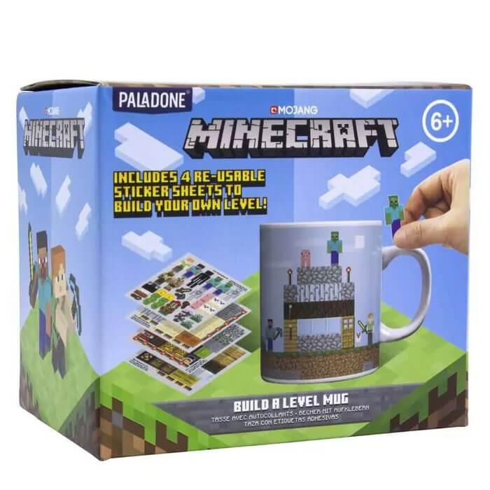 Tazza Minecraft Build a Level